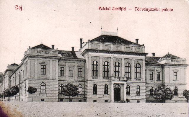 Dej. Palatul Justiţiei – iMAGO Romaniae