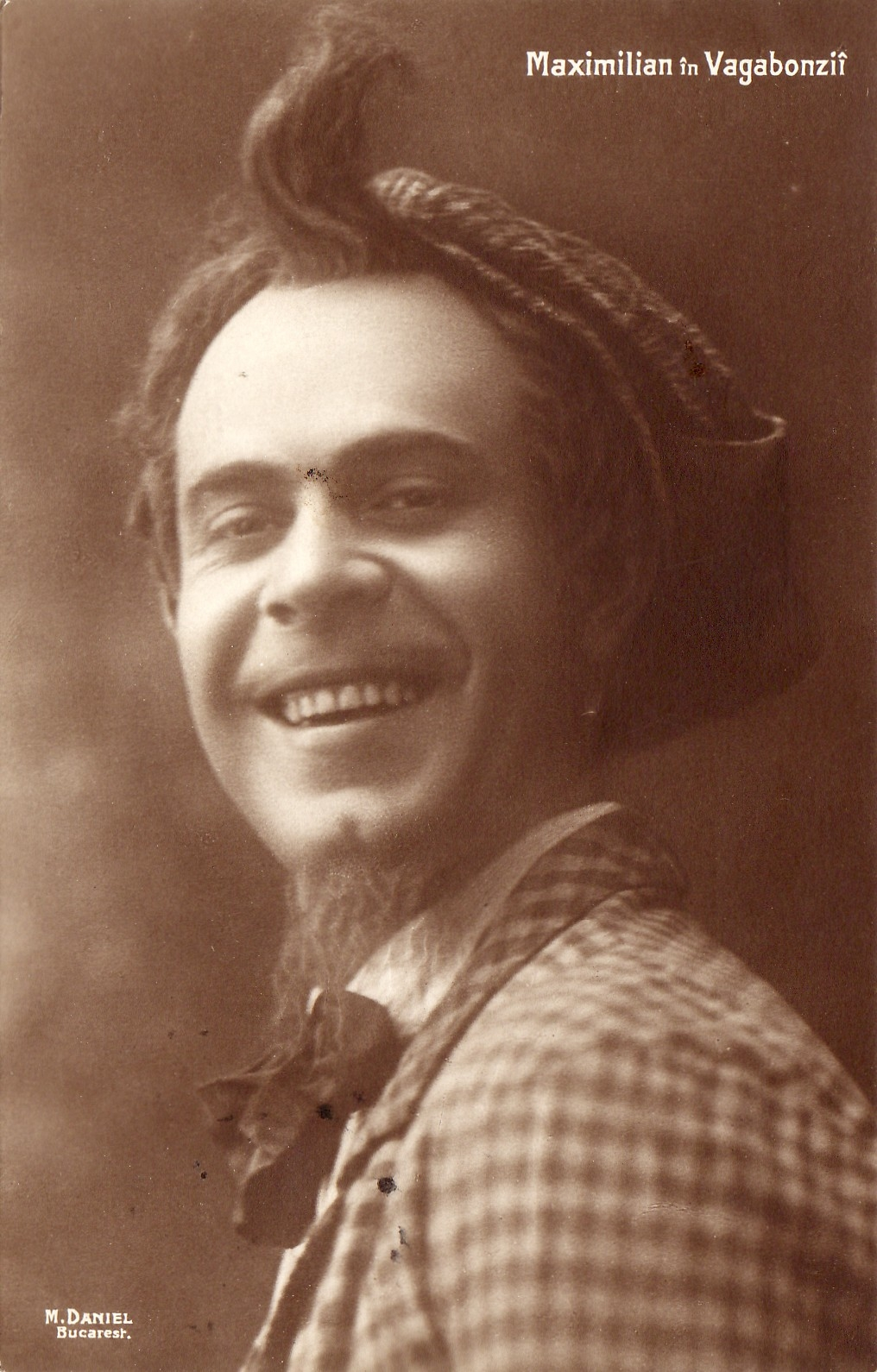 Actorul Velimir Maximilian – iMAGO Romaniae