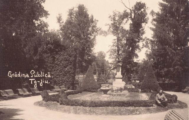 Târgu Jiu. Parcul – iMAGO Romaniae